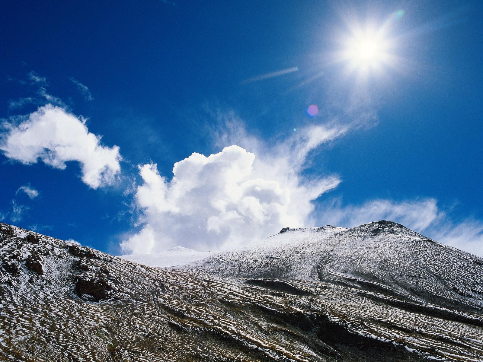 阳光最的_最接近阳光的地方